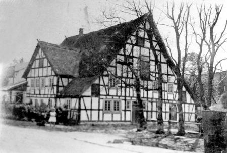 Altes Haus Gasthof Viedenz