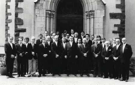 Männergesangsverein, 1973